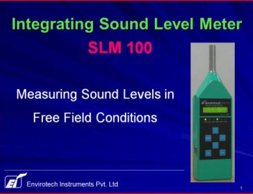 Integrating Sound level meter