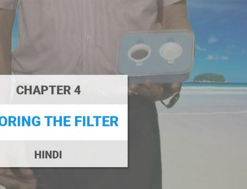 Storing the Filter – Hindi