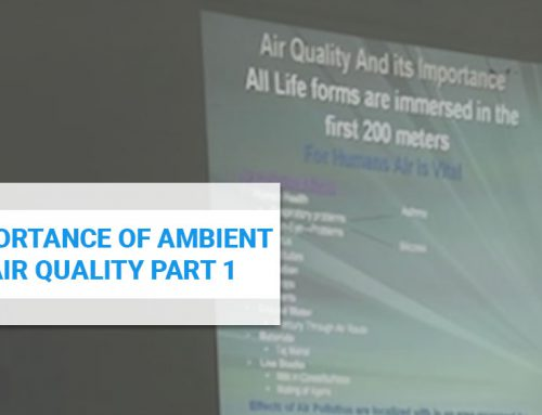 Importance of Ambient Air Quality Part 1