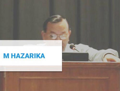 M Hazarika