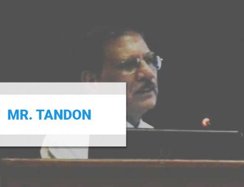 Mr. Tandon