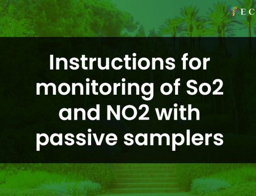Instructions for Monitoring of So2 and NO2 with Passive Samplers