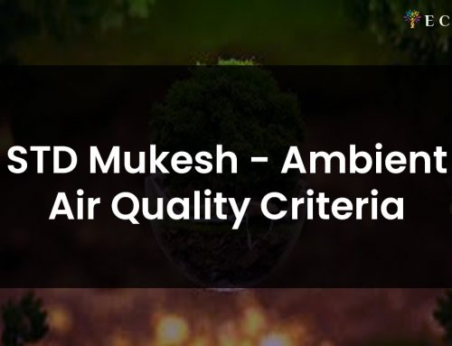 STD Mukesh – Ambient Air Quality Criteria